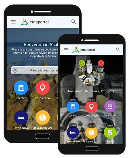 Etnaportal for Android