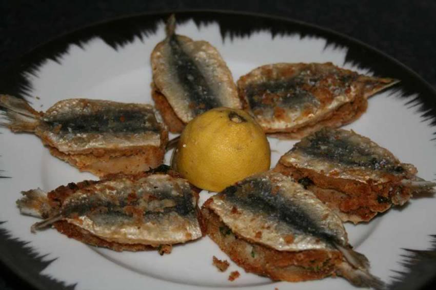 I saddi a beccaficu ricette siciliane - Corsi di cucina siciliana catania ...